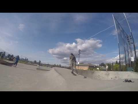 Jefferson Skate Park Seattle Wa
