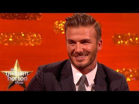 David Beckham o synech a konci kariéry
