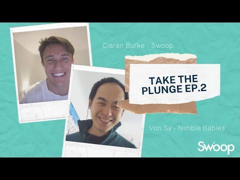 Nimble Babies - Von Sy   Take The Plunge Podcast