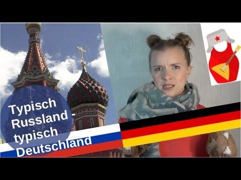 Typisch Russland – typisch Deutschland [Video]