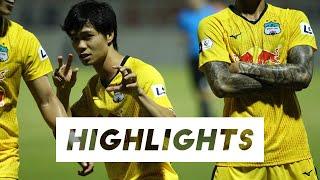 Highlights | SHB Đà Nẵng – HAGL | Trận thắng thứ 4 liên tiếp | HAGL Media