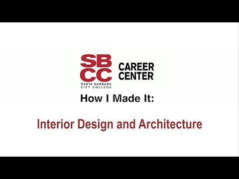 How I Made It: Interior Design and Architecture