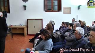preview picture of video 'Aldo Bacci dalla sala consiliare del comune di Buggiano'