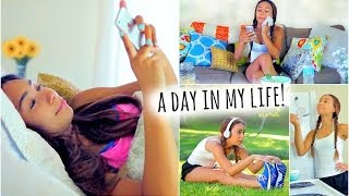 A Day In My Life! | MyLifeAsEva