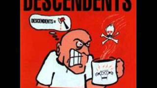 Descendents - I Want To Be A Bear