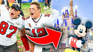 "The REAL REASON Super Bowl Winners Say ""I'M GOING TO DISNEY WORLD!"""