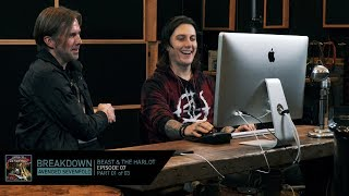 """Avenged Sevenfold Presents Breakdown: """"Beast and the Harlot"""" - Part 01 of 03"""