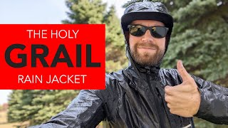 The Holy Grail Rain Jacket - GORE R7 Shakedry Trail