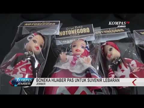 Ramadan, Ini dia Boneka Barbie Berhijab