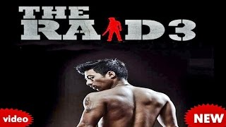 "The Raid 3 Movie ""Local Version"" 2016"