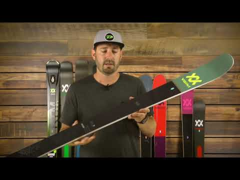 Volkl Kenja Skis- Women's 2019 Review
