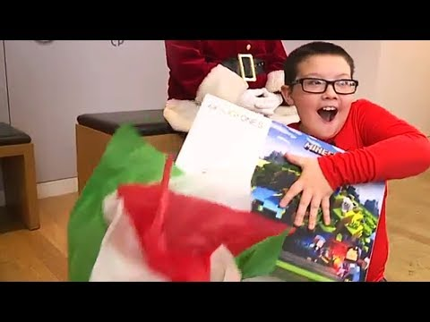 9 Year Old Kid Gives Up His Christmas Xbox One For Charity, And Then This Happened...