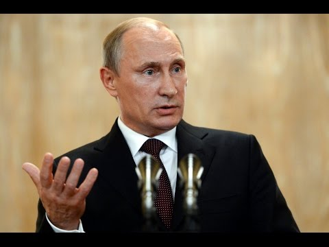 Putin at Valdai - World Order: New Rules or a Game without Rules