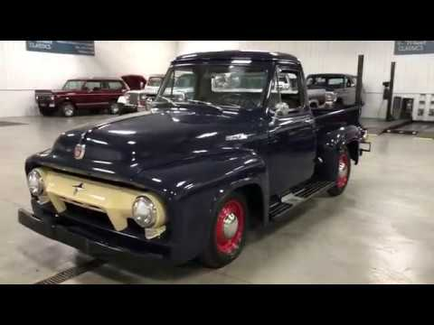 Video of '54 F100 - PISF