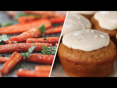 5 Amazing And Simple Snacks For Carrot Lovers