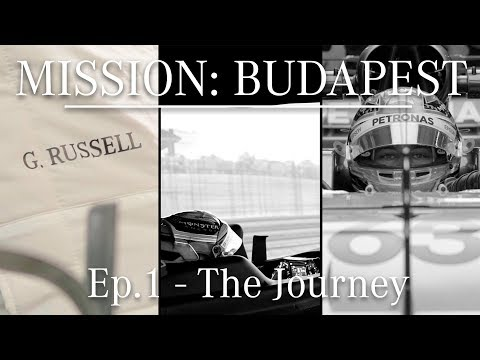 The Road To F1, With George Russell (Ep. 1/3)