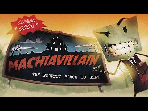 MachiaVillain - Announcement Trailer thumbnail