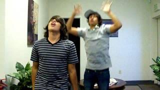 Dance Gavin Dance - The Backwards Pumpkin Song (Cover)