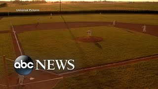 White Sox, Yankees to play at 'Field of Dreams' in 2020 l ABC News