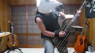 【Vendetta624】Avenged Sevenfold - Burn It Down (Guitar cover)