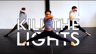 Kill The Lights - Alex Newell, Jess Glynne & DJ Cassidy | Brian Friedman Choreography | Brea Space