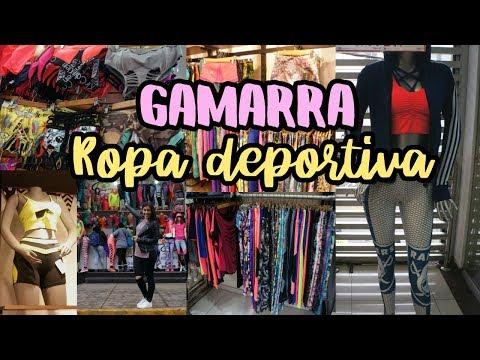 GAMARRA: Ropa Deportiva y para Gimnasio l Daniella Acosta