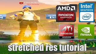 fortnite custom stretched res tutorial for old gpus - TH-Clip