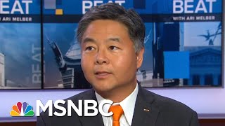Rep. Ted Lieu: Trump Obstructing Justice In 'Full Public View' | The Beat With Ari Melber | MSNBC
