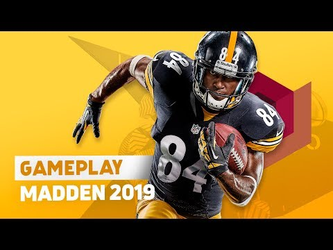 Madden NFL 19 – Gameplay ao vivo!