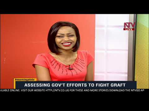 KICK STARTER : Analysing Government's efforts towards fighting corruption
