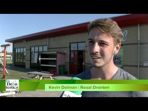VIDEO | Kevin Dolman schiet Reaal Dronten kort voor 't eind naar de derde klasse