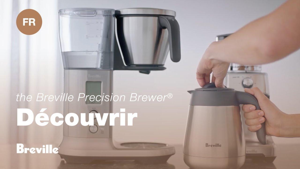 la Precision Brewer de Breville