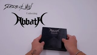 Abbath   'Outstrider ' (Unboxing Video Digibox)