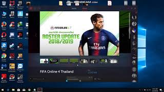 How To Download Fifa Online 4 in Garena (2019)