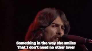 Something - George Harrison - subtitled