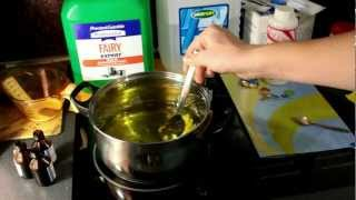Как сделать мыльные пузыри, рецепт. How to make soap bubbles