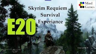 Skyrim Requiem Survival Experiance. Эпизод 20: Рубите деревья, стройте корабль!