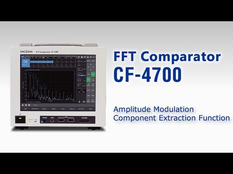 FFT Comparator