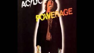 AC/DC Powerage - Sin City
