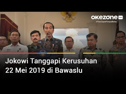 Jokowi Tanggapi Kondisi Terkini Ibu Kota