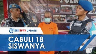 Berdalih Penelitian S3, Guru BK di Malang Cabuli 18 Siswa, Korban Dibungkam dengan Sumpah Alquran