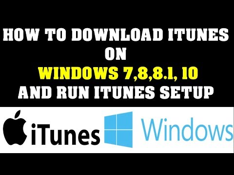 Download How To Download Itunes On Your Windows Computer Laptop