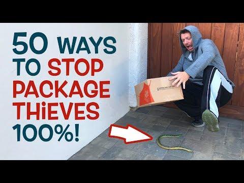 50 Ways to Beat Thieves!