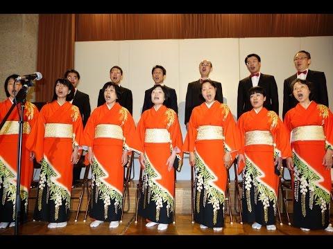 מקהלת השחר היפנית בביצוע נפלא לשירים ישראלים