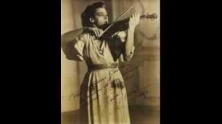 Brahms Violin Concerto Neveu Schmidt-Isserstedt 1948