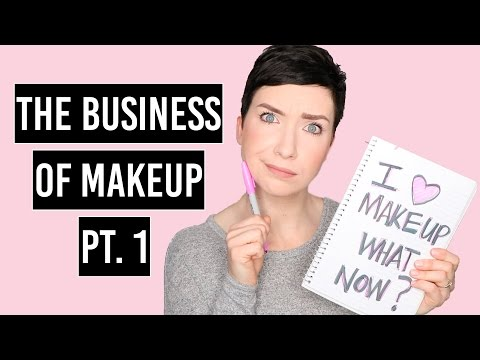 The Business of Makeup: Getting Started as a Makeup Artist