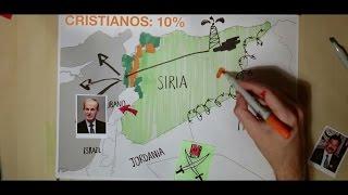 Explicación guerra Siria en 10 minutos (rápido y sencillo)   #WhySyria