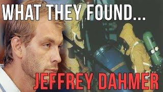 Jeffrey Dahmer -  What They Found At His Apartment