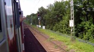 preview picture of video 'Euregio Tour 22 mei 2009 - Trajectvideo: Hergenrath - Aachen Hbf'
