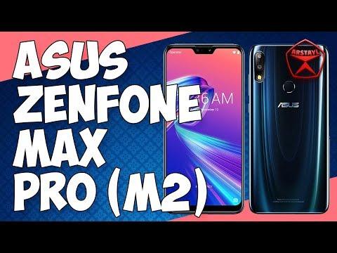 БОЛЬШЕ ЧЕМ У XIAOMI. ASUS Zenfone Max Pro (M2) / от Арстайл /